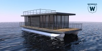 Houseboat Gray - running project