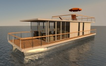 Houseboat Independent 15m