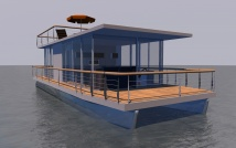 Houseboat DIY