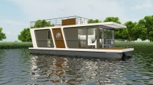Houseboat Independent 12m